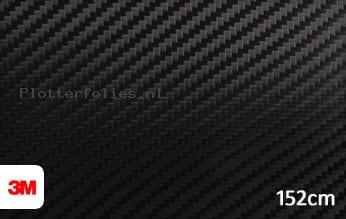 3M 1080 CFS12 Carbon Fiber Black plotterfolie