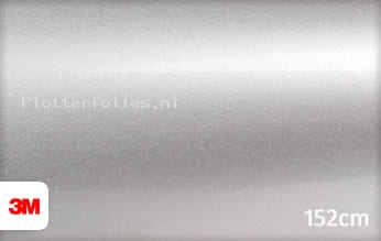 3M 1080 G120 Gloss White Aluminium plotterfolie