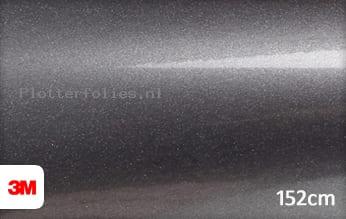 3M 1080 G201 Gloss Anthracite plotterfolie