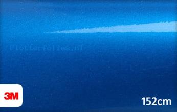 3M 1080 G337 Gloss Blue Fire plotterfolie