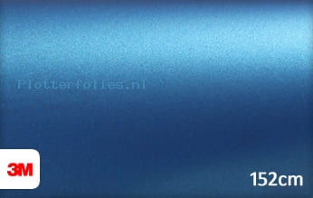 3M 1080 M227 Matte Blue Metallic plotterfolie