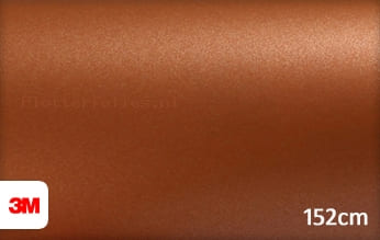 3M 1080 M229 Matte Copper Metallic plotterfolie