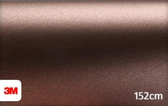 3M 1380 M219 Matte Brown Metallic plotterfolie