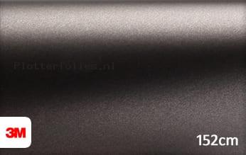 3M 1380 M221 Matte Charcoal Metallic plotterfolie