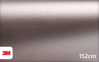 3M 1380 M230 Matte Grey Metallic plotterfolie