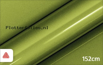 Avery SWF Acid Green Gloss Metallic plotterfolie