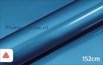 Avery SWF Bright Blue Gloss Metallic plotterfolie
