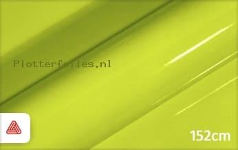 Avery SWF Lime Green Gloss plotterfolie