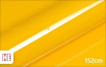 Hexis HX20123B Daffodil Yellow Gloss plotterfolie