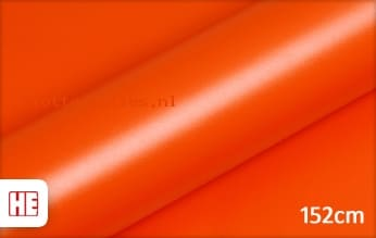 Hexis HX20165M Mandarin Red Matt plotterfolie