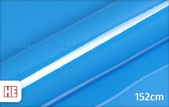 Hexis HX20299B Montpellier Blue Gloss plotterfolie