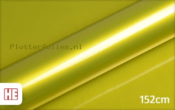 Hexis HX20558B Yellow Metallic Gloss plotterfolie
