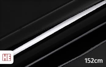 Hexis HX20890B Deep Black Gloss plotterfolie