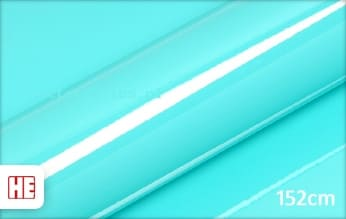 Hexis HX20BTIB Tiffany Blue Gloss plotterfolie