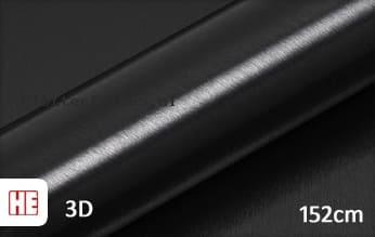 Hexis HX30BA889B Brushed Alu Coal Black Gloss plotterfolie