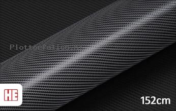 Hexis HX30CA890B Black Carbon Gloss plotterfolie