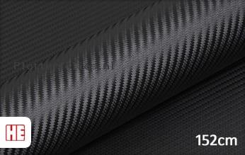 Hexis HX30CANCOB Raven Black Carbon Gloss plotterfolie