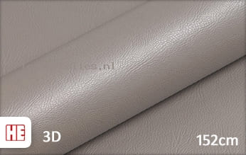 Hexis HX30PGGTAB Grain Leather Taupe Grey Gloss plotterfolie