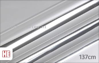 Hexis HX30SCH01B Super Chrome Silver Gloss plotterfolie