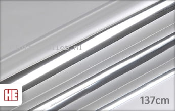 Hexis HX30SCH01B Super Chrome Silver Gloss plotterfolie