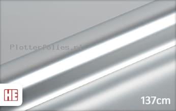 Hexis HX30SCH01S Super Chrome Silver Satin plotterfolie
