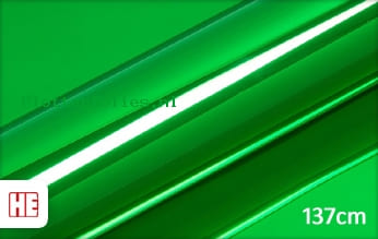 Hexis HX30SCH04B Super Chrome Green Gloss plotterfolie
