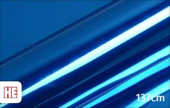 Hexis HX30SCH05B Super Chrome Blue Gloss plotterfolie