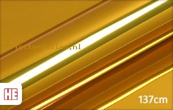 Hexis HX30SCH07B Super Chrome Gold Gloss plotterfolie