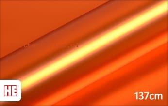 Hexis HX30SCH08SB Super Chrome Orange Satin plotterfolie