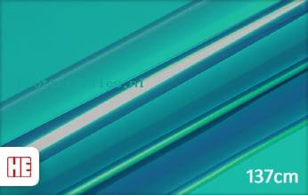 Hexis HX30SCH11B Super Chrome Light Blue Gloss plotterfolie