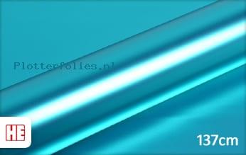 Hexis HX30SCH11S Super Chrome Blue Satin plotterfolie