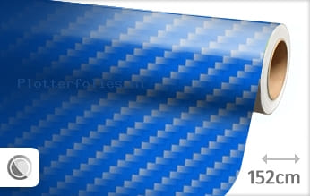 Blauw 2D carbon plotterfolie