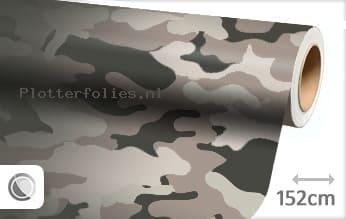 Camouflage plotterfolie