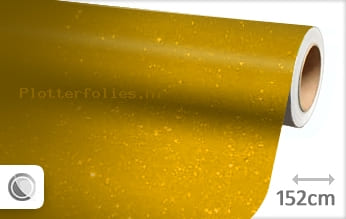 Diamant geel plotterfolie