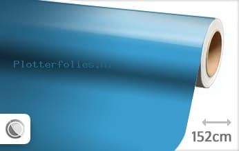 Glans babyblauw plotterfolie