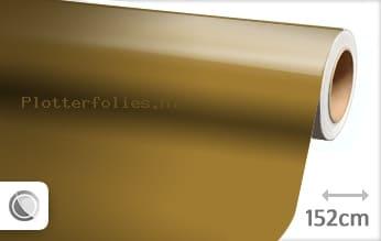 Glans goud plotterfolie