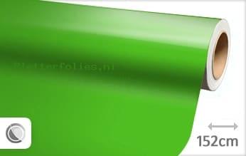 Glans groen plotterfolie