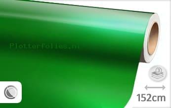 Glans metallic groen plotterfolie