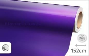 Glans metallic paars plotterfolie
