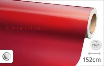 Glans metallic rood plotterfolie