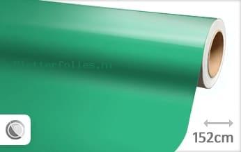 Glans turquoise plotterfolie