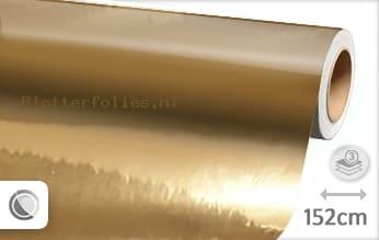 Goud chroom plotterfolie