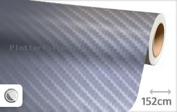 Grijs 4D carbon plotterfolie