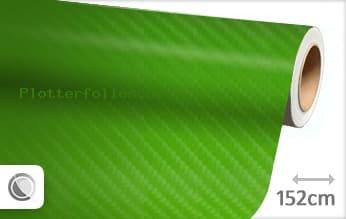Groen 4D carbon plotterfolie