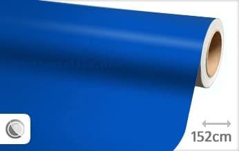 Mat blauw plotterfolie