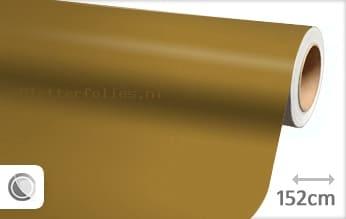 Mat goud plotterfolie