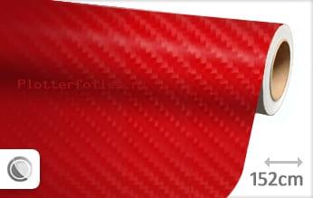 Rood 4D carbon plotterfolie