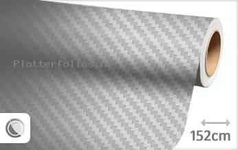 Zilver 3D carbon plotterfolie