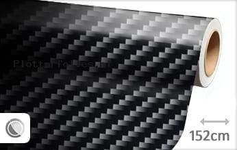 Zwart 2D carbon plotterfolie